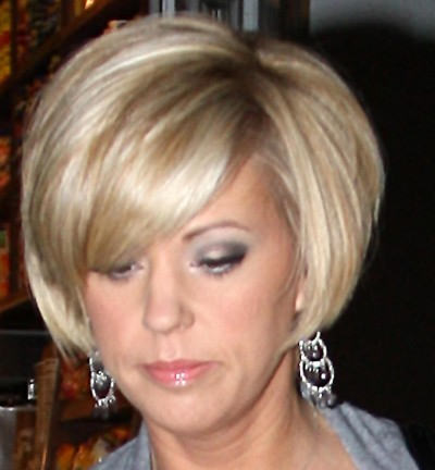 big hair bob styles haircut kate gosselin haircuts models ideas 6684