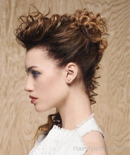 curly hair pinup styles half up half hairstyles page 3 8755 | Curly Pin Up Hairstyle 419x500