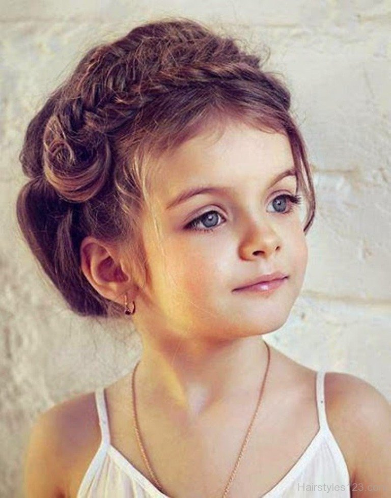 grls hair style junior bridesmaid hairstyles 5975